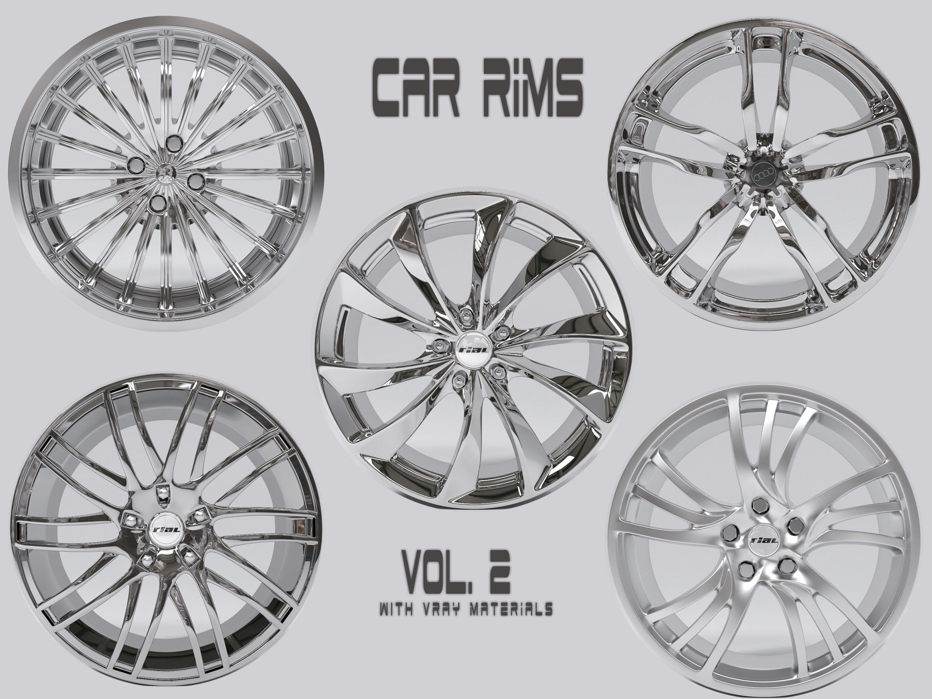 CAR RIMS VOLUME 2