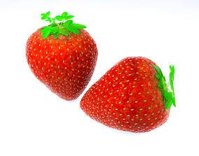 3D model Strawberry sweet