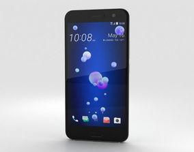 htc HTC U11 Ice White 3D