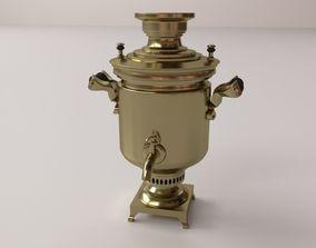 antique Samovar 3D model