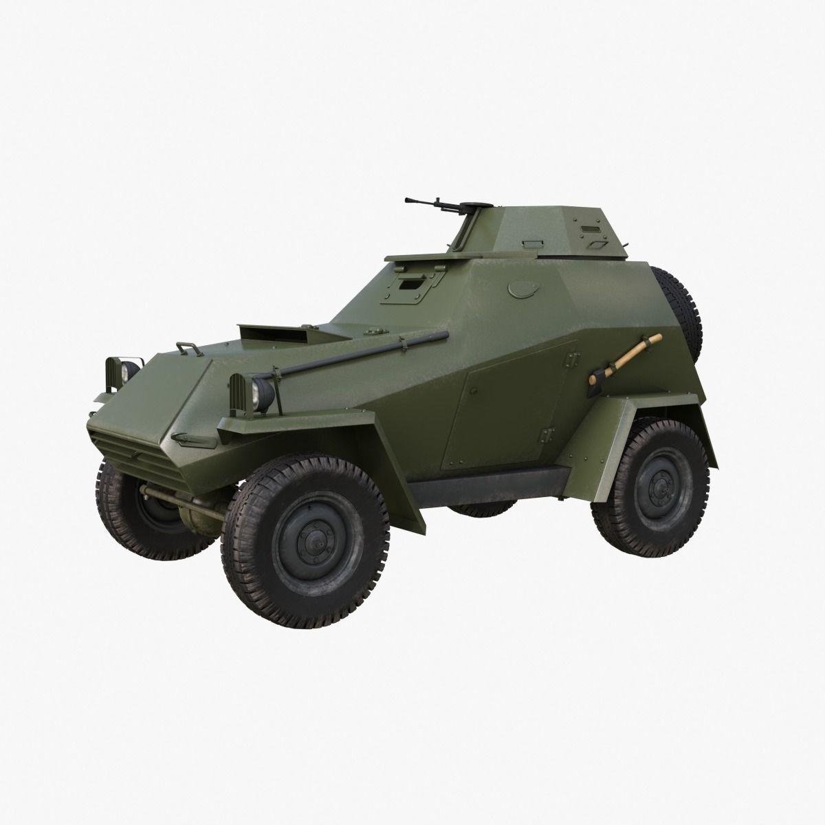 BA 64 Soviet Mental ray