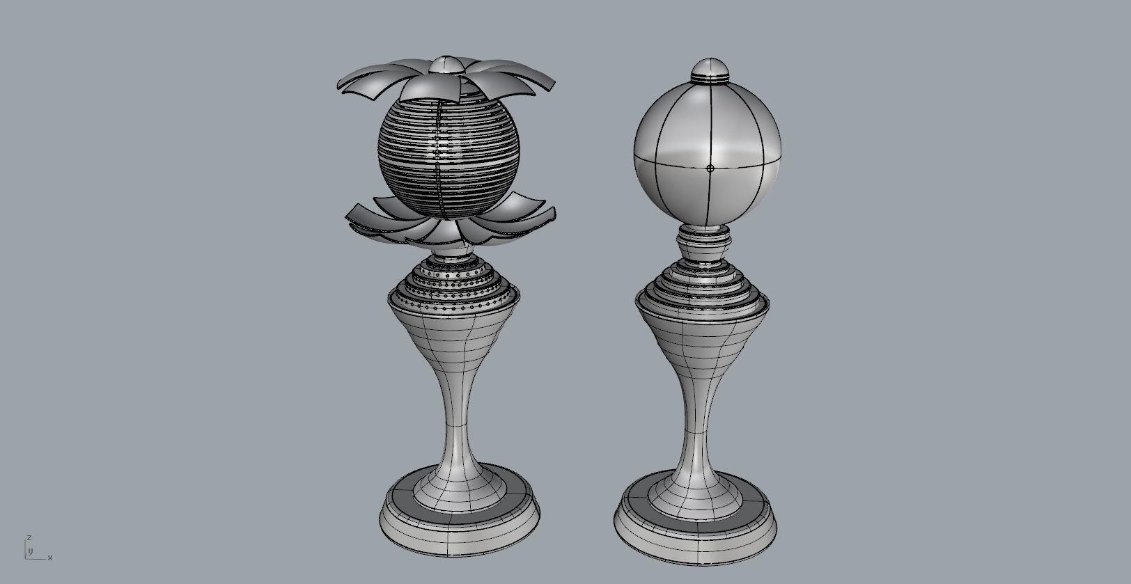 360-degree all-out wind fan 3D Model   3D model