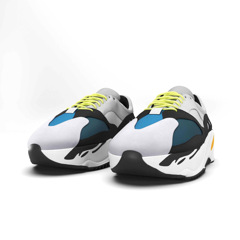8075fee8db52 ... adidas yeezy wave 700 3d model max obj mtl fbx mat 4 ...