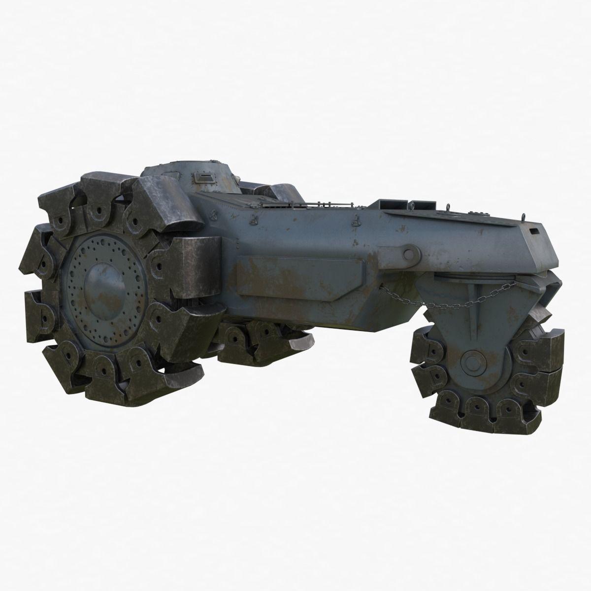 Alkett VsKfz 617 Minenrumer Vray