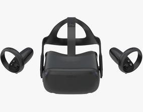 3D Oculus Quest Set