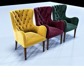 3D Devis Chair