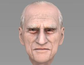 Prince Philip 3D