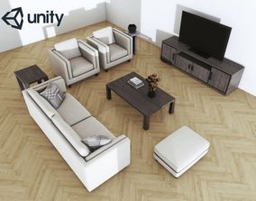 game-ready Enlight 3D Furniture Pack 01