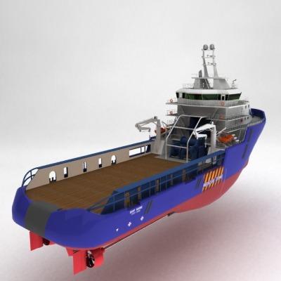 anchor handling tug supply ship 01 3d model max obj 3ds fbx 17