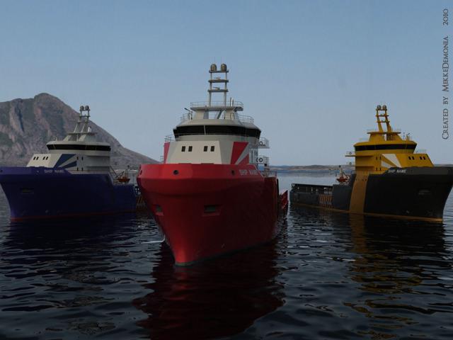 anchor handling tug supply ship 01 3d model max obj 3ds fbx 23