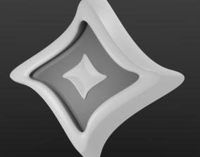 interior 3D model Ashtray