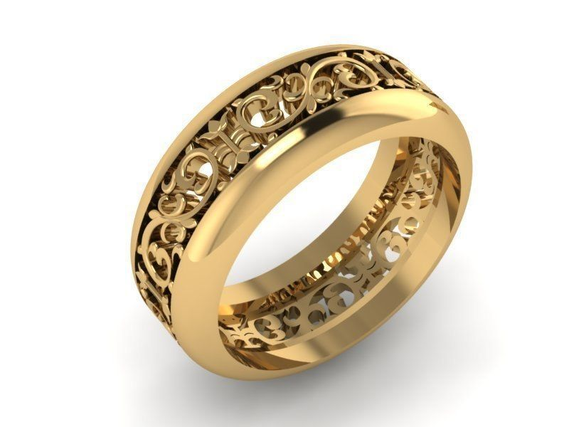 Jewelry wedding ring for women and men beautifule model