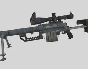 3D model Cheytac M200