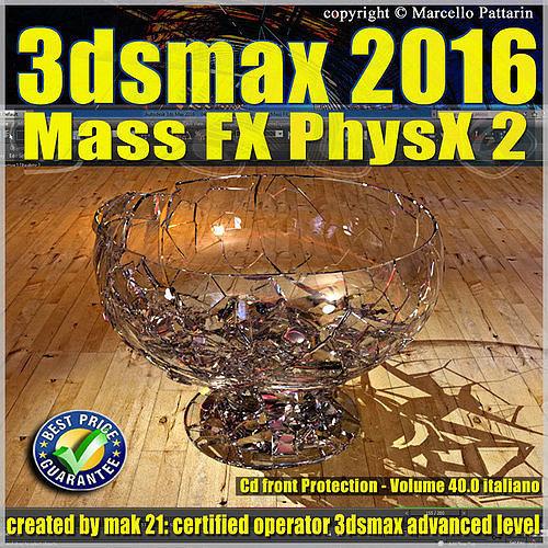040 3ds max 2016 mass fx physx v 40 cd front 3d model max pdf 1