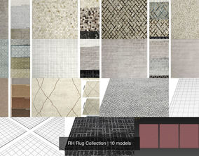 3D model other RH Rug Collection
