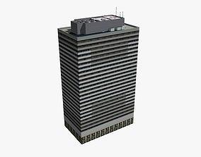 Northbank Plaza 3D asset
