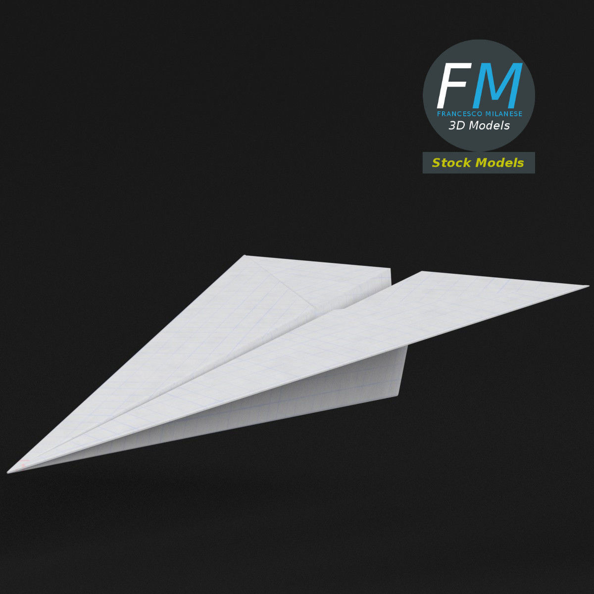 Paper plane 1