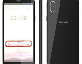 Generic Smartphone gadget 3D
