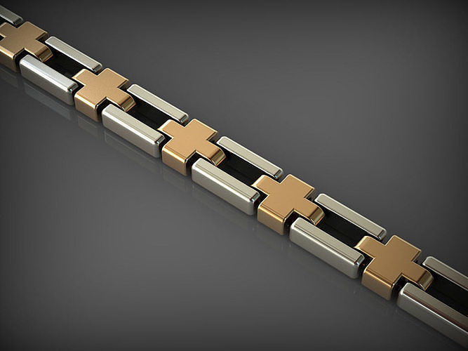 chain link 145 3d model stl 3dm 1