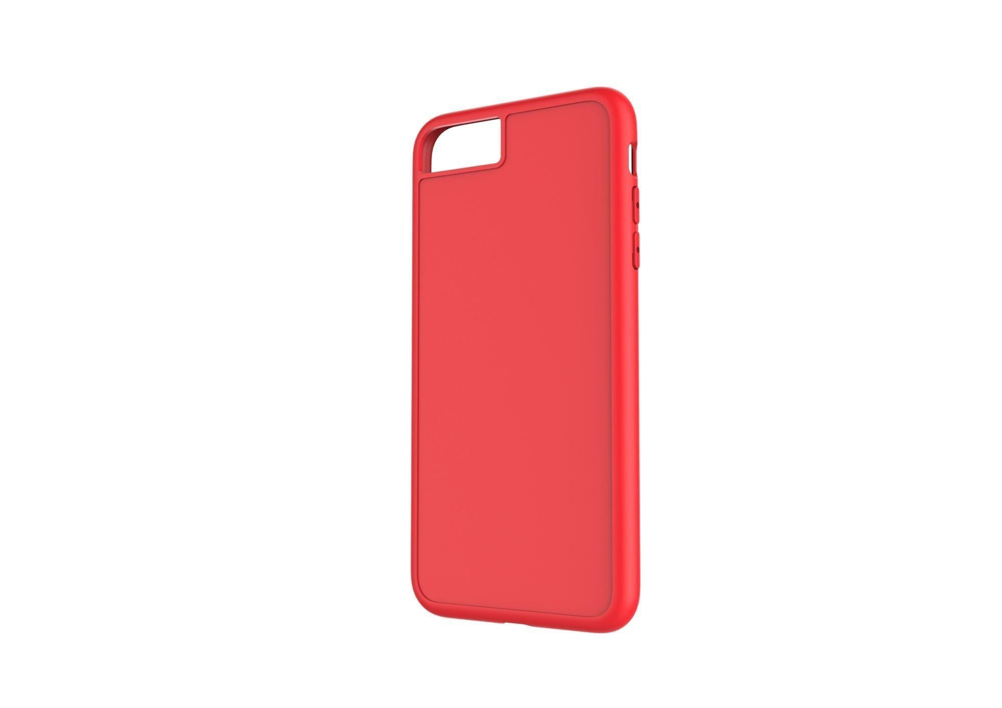 iphone 8plus  red case Original customizable design