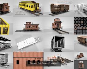 Western Rail Series 3D