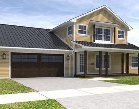3D model House-108