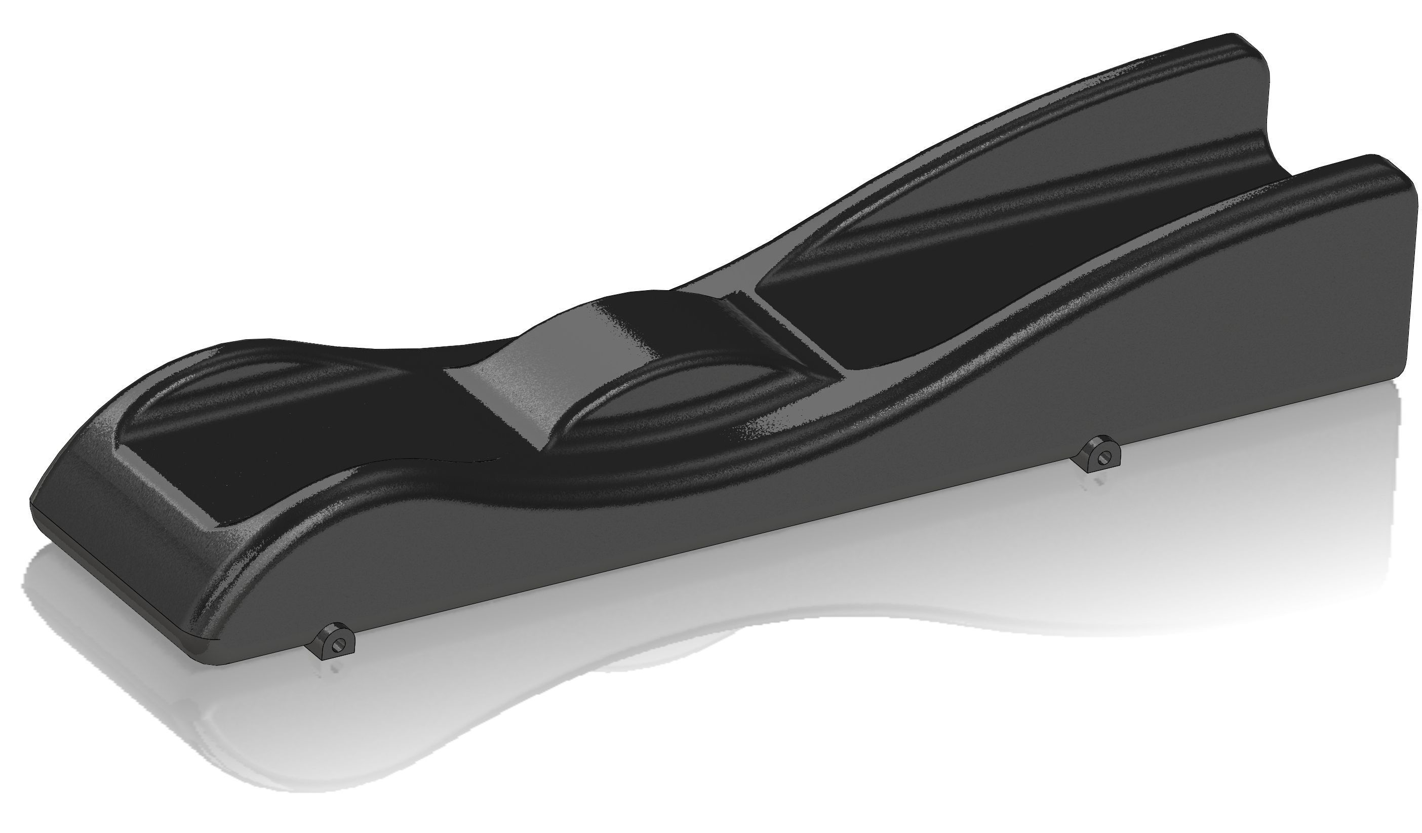 3d Print Model Batmobile Pinewood Derby Car Cgtrader