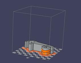 SOPORTE DE MICROFONO DE BATERIA 3D
