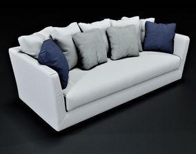 living Vogue Sofa 3D