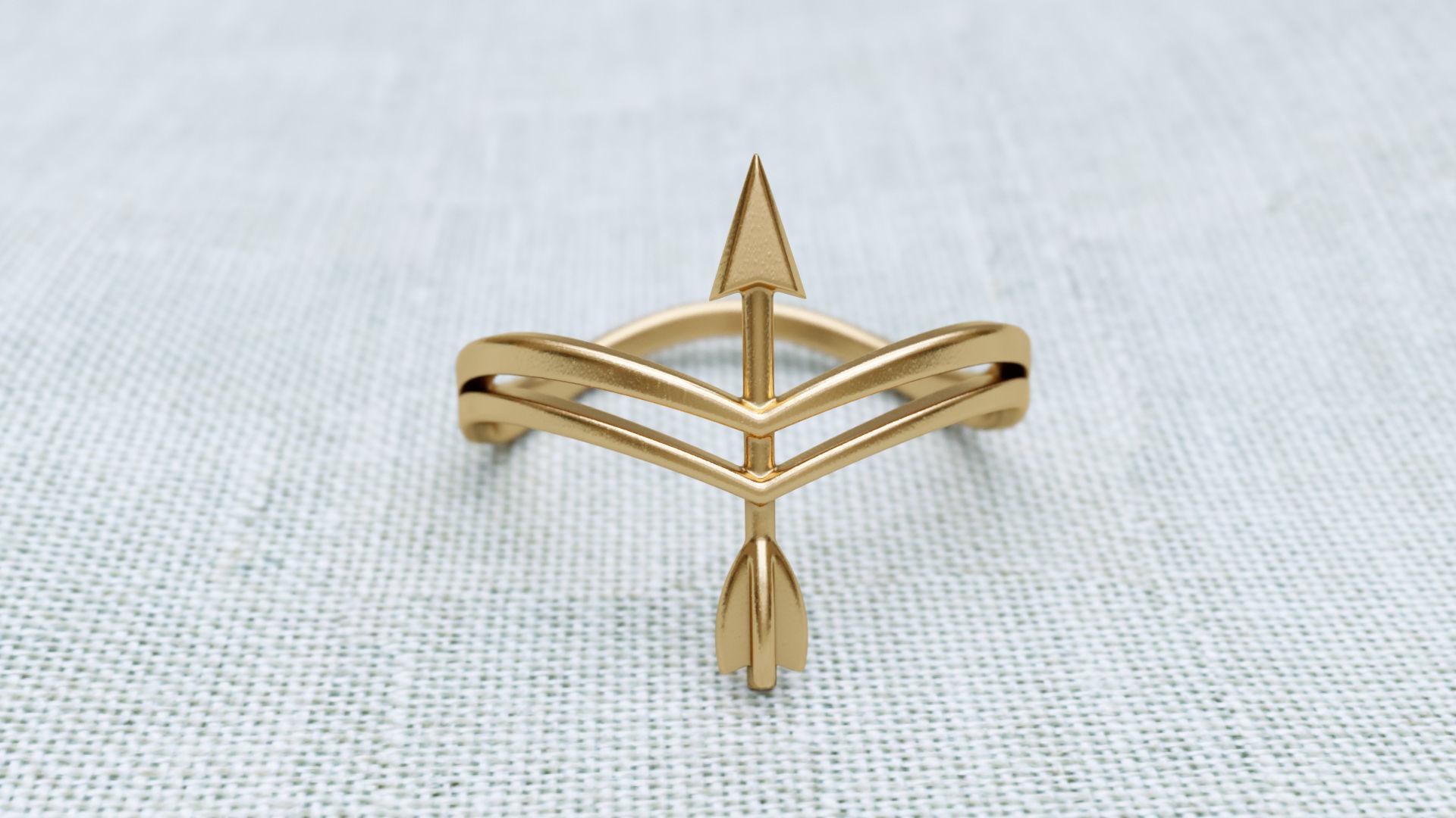 Arrow Ring R 0085