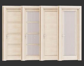 3D Ital doors Light Oak 5
