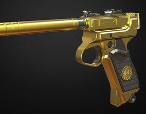 3D printable model Drang hand gun - Destiny