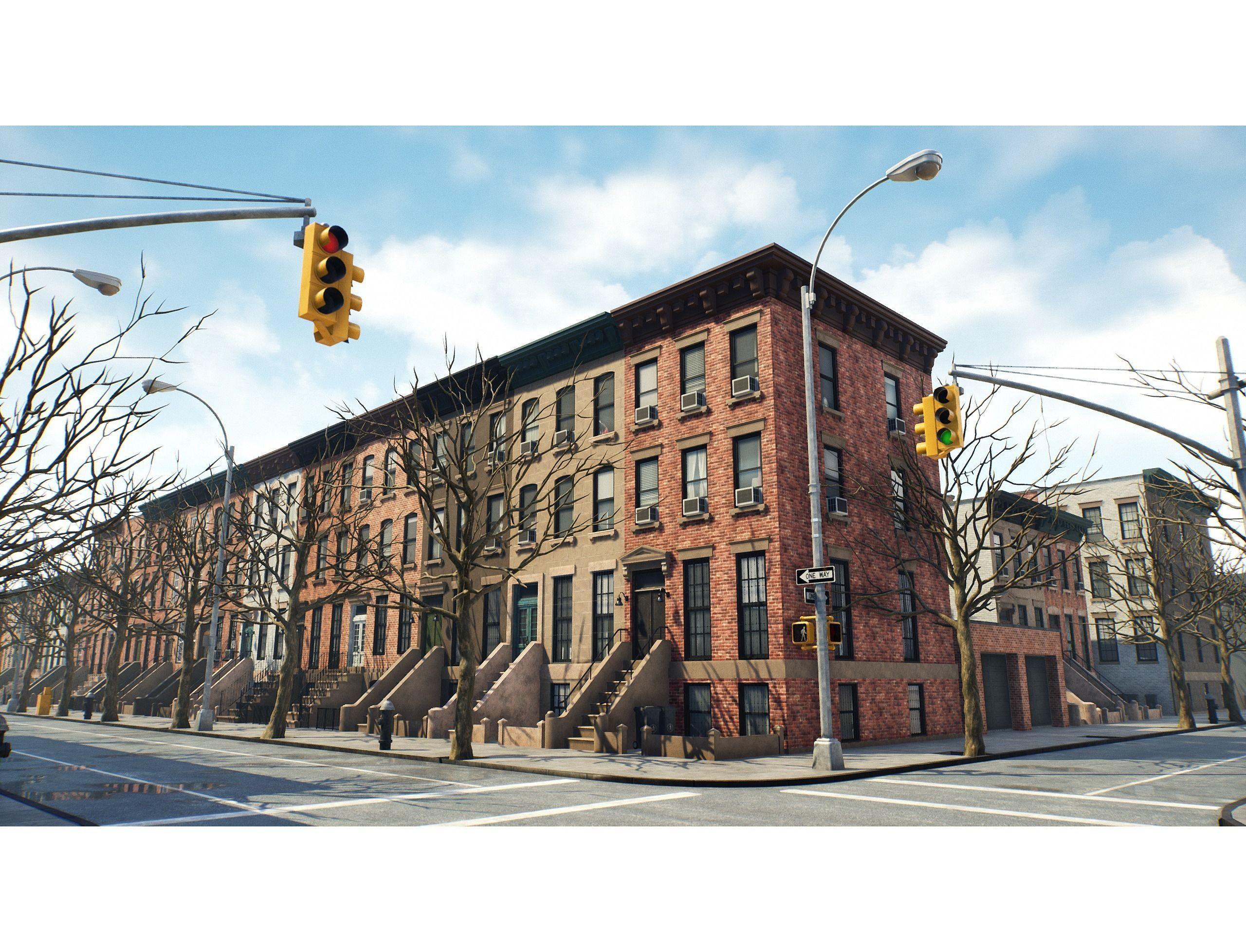 Generic Brooklyn Block