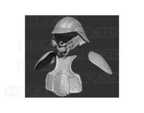 Lando Skiff Armor set - 3D Print