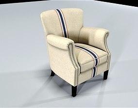 3D Roland Chair