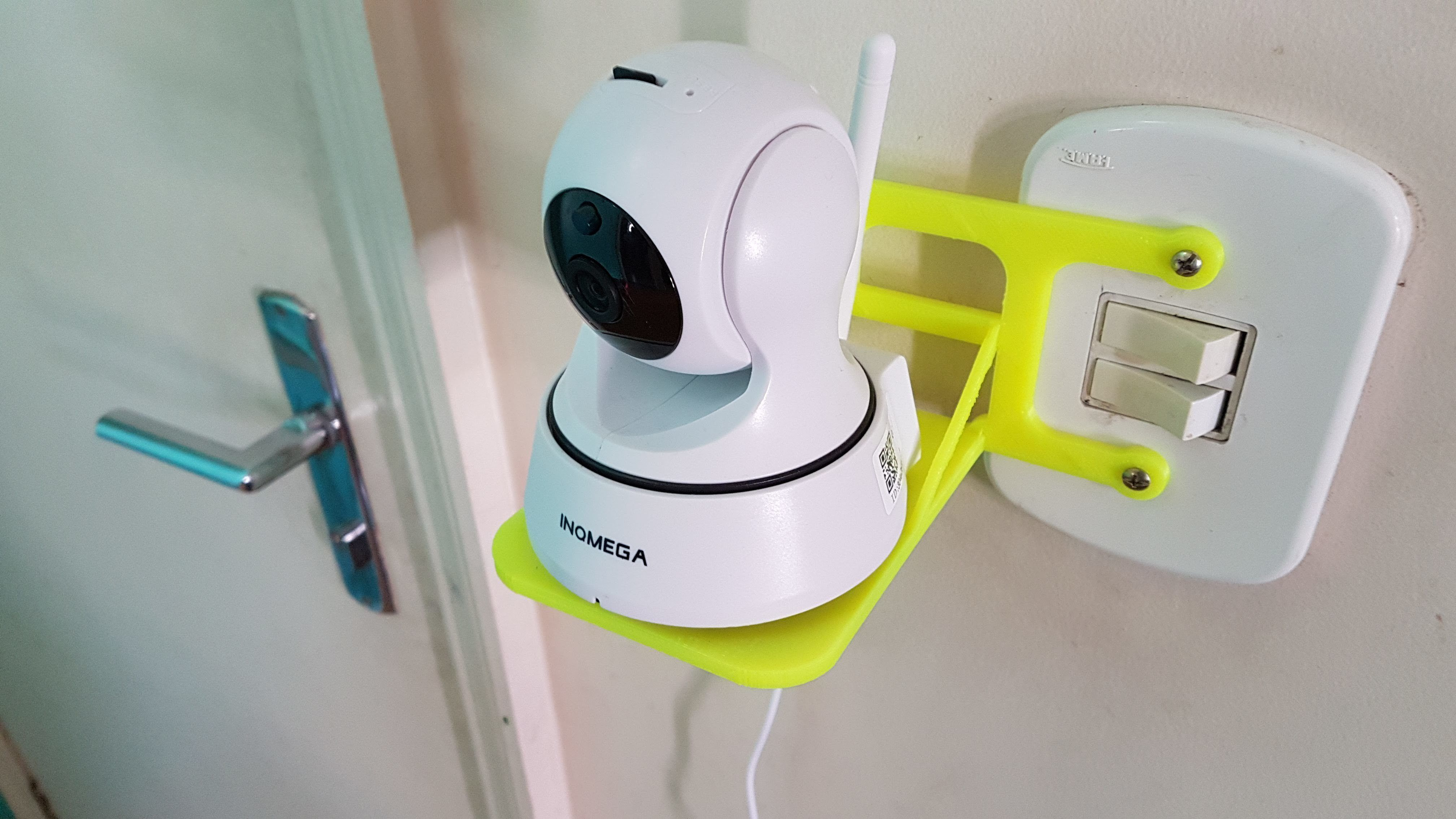 Indoor Surveillance Camera CCTV Support