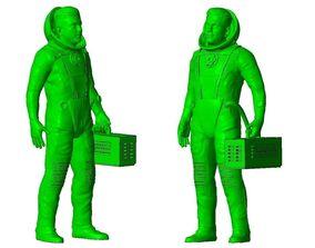 3D printable model Astronaut C