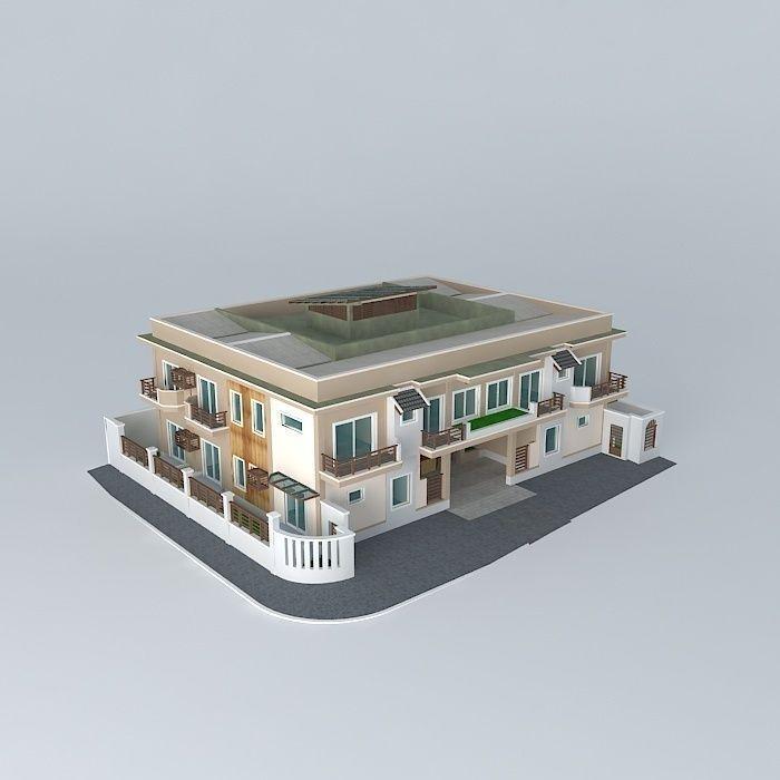 3d Guesthouse