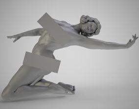 3D print model Backward Stretch