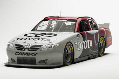 NASCAR Toyota Camry 2011