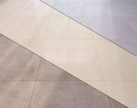 Marble Floor Set 4 3D model