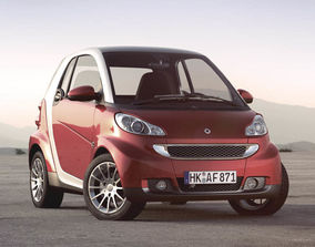Smart ForTwo 3D