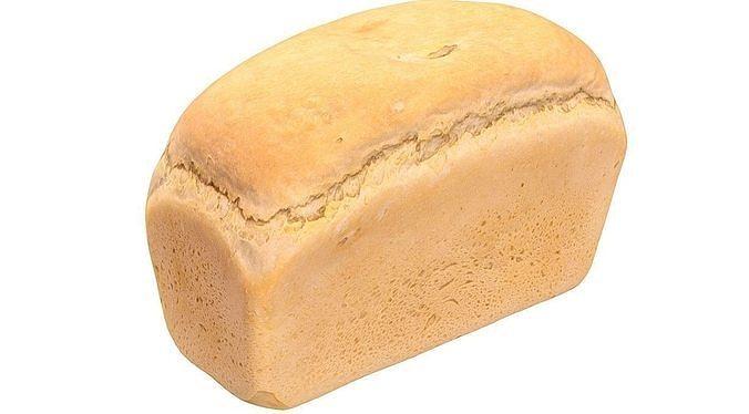3d scan bread 3d model max obj mtl 3ds fbx dxf dae 1