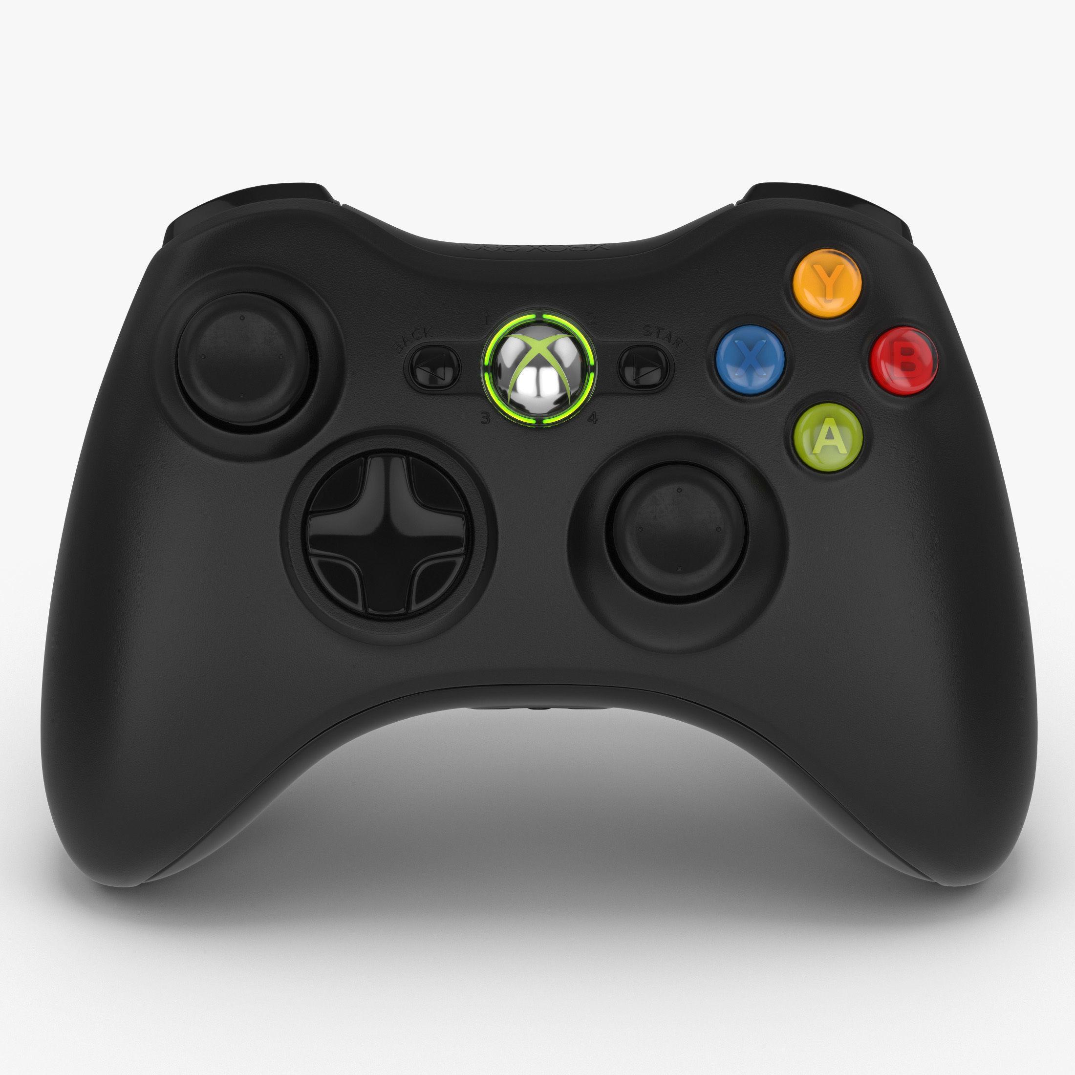 Microsoft Xbox Gamepad