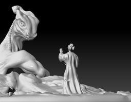 3d print model the summon