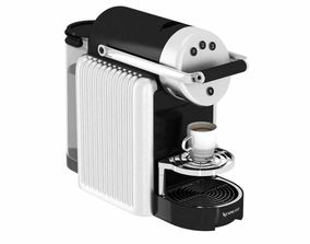 Nespresso zenius coffee machine 3D model