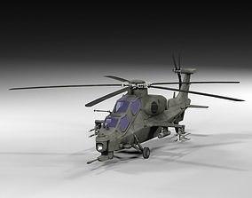 CAIC Z12 Lowpoly 3D model