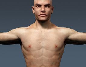 medical 3D model Male Anatomy