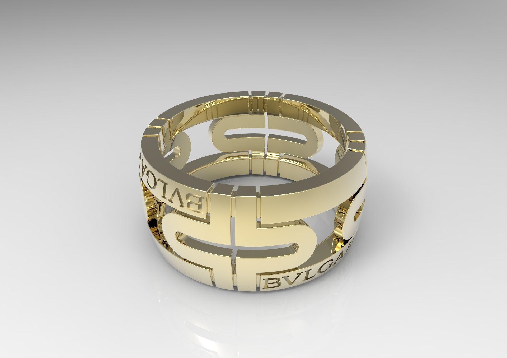 Popular Parentesi replica ring