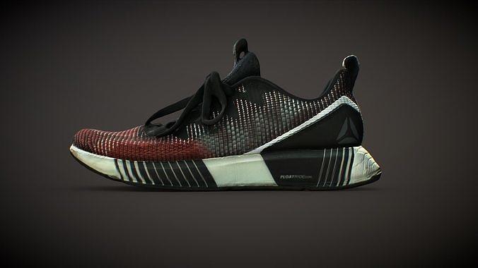 dfa7f97f18e reebok sneakers scan 3d model max obj mtl fbx ma mb 1 ...